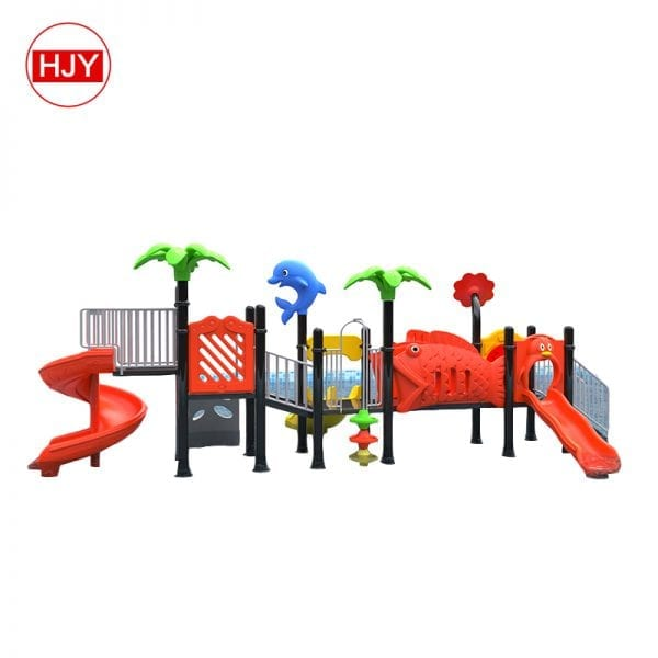 Children Plastic Outdoor Playground