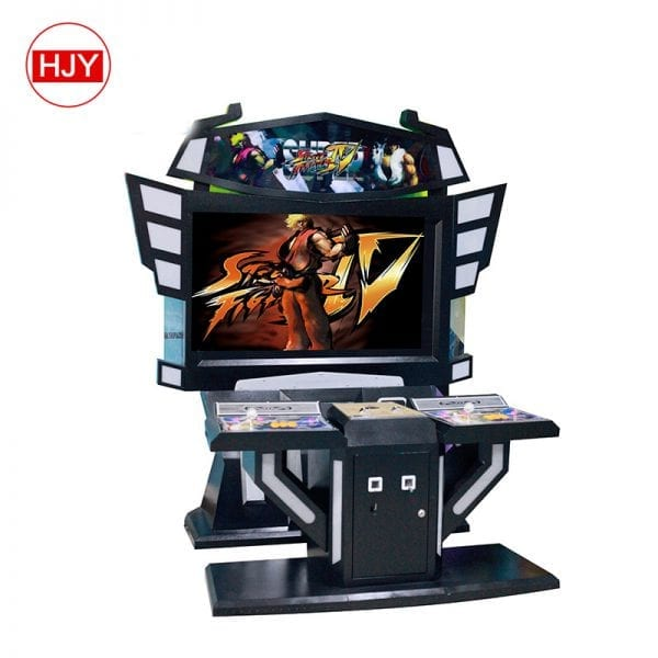 3D Street Fighter Coin Operated