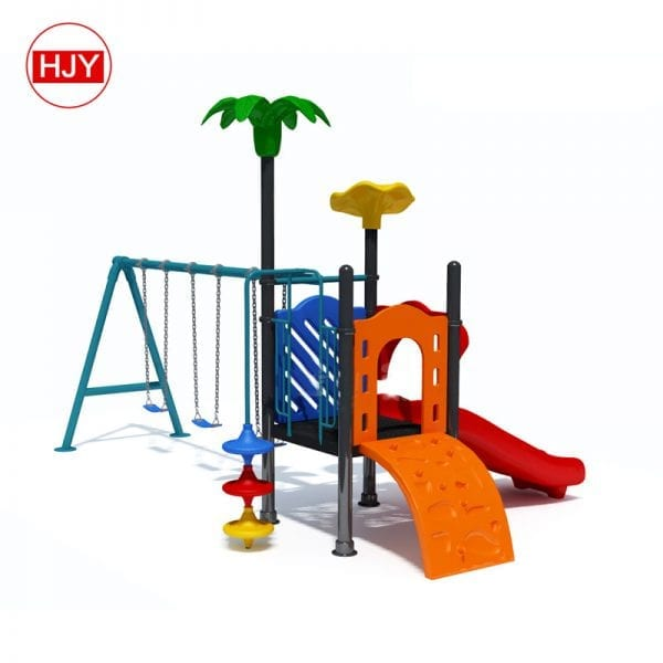 combination kids plastic swing