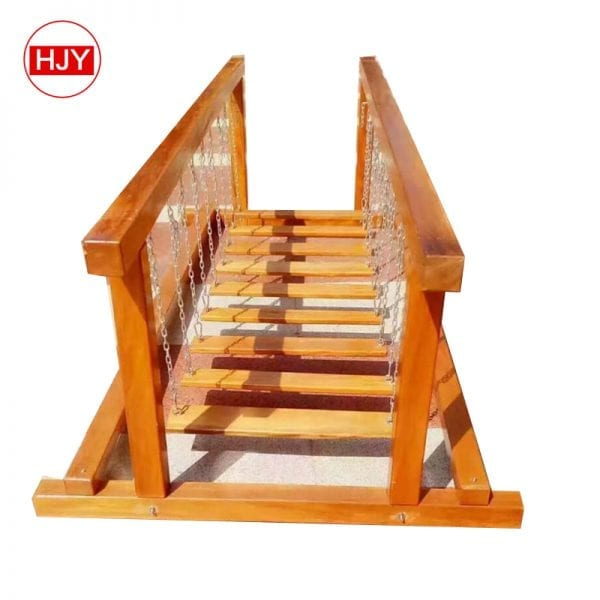 Large Kids wood bridge