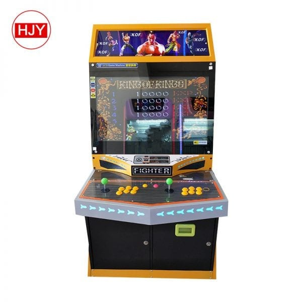 arcade video cabinet game machine