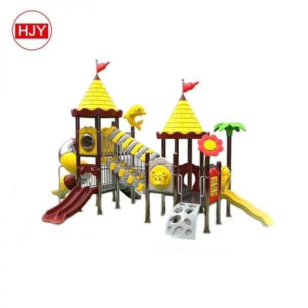 kids plastic castle outdoor