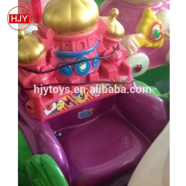 operated kiddie rides china
