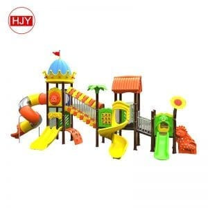 kids playground castle combo