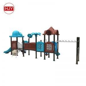 Plastic Slide Outdoor Playground